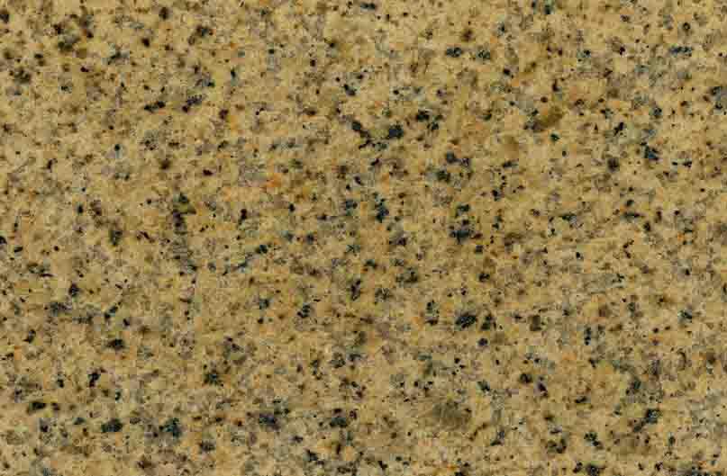 Hình ảnh minh họa: Đá granite màu vàng nâu