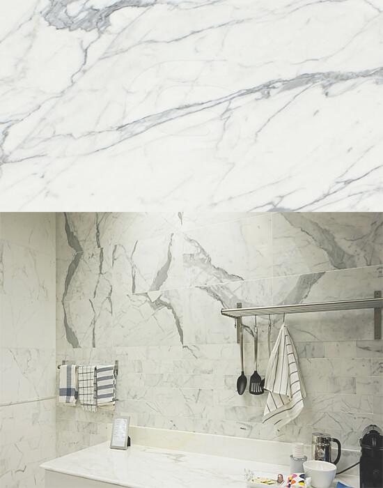 Đá marble trắng Statuario